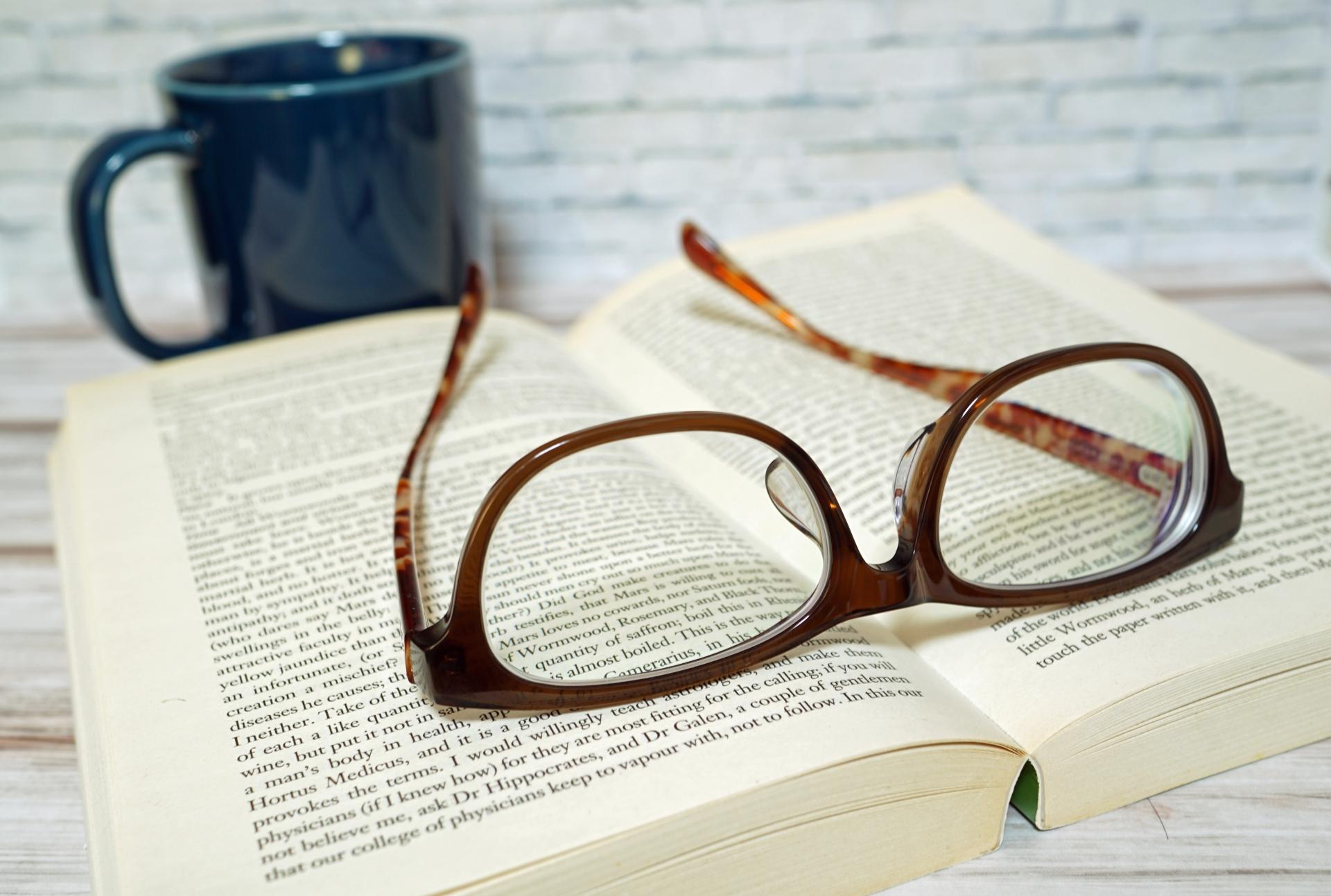 洋書の読み方のコツ