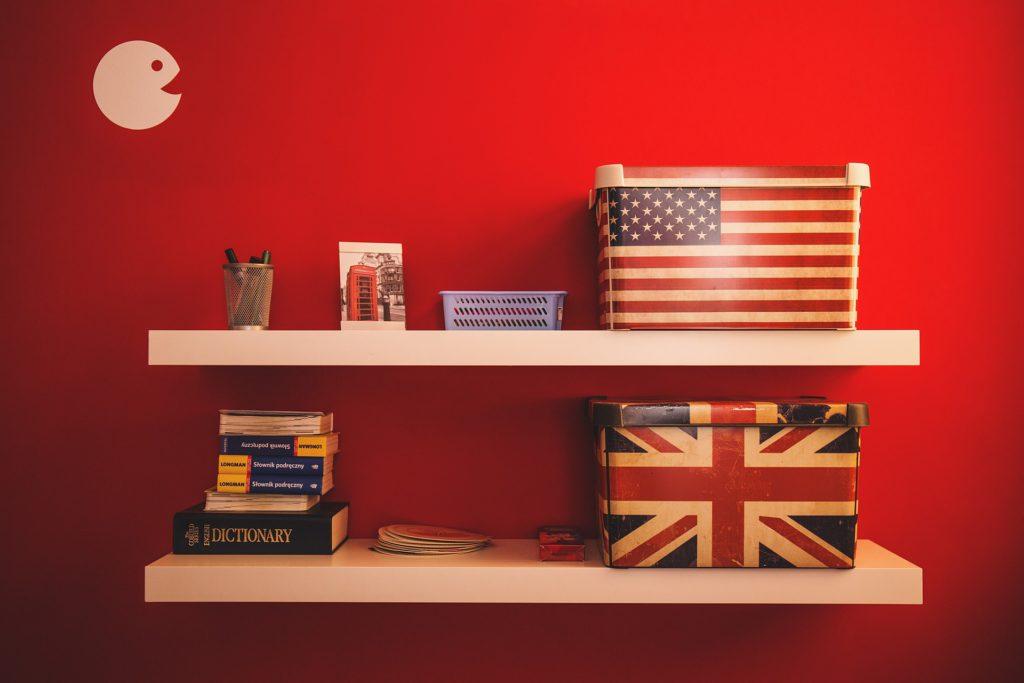 イギリス英語とアメリカ英語の違い!スペリング・単語_画像1
